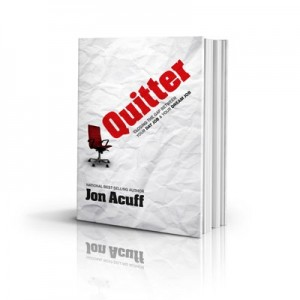 drstore books quitter 300x300 Quitter by Jon Acuff